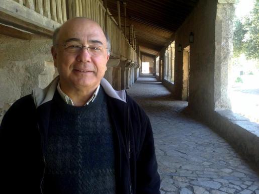 Antoni Vallespir, exprior de Lluc.