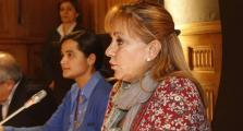 Isabel Carrasco y Monserrat Tri