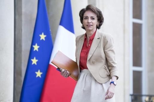 Marisol Touraine, ministra francesa de Sanidad.