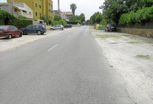 En Cala Millor, una treintena de calles no están debidamente señaladas,