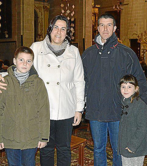 Cap Pela culmina su mini gira navideña en Sencelles