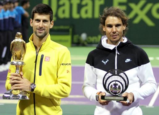 Novak Djokovic (imagen de archivo)