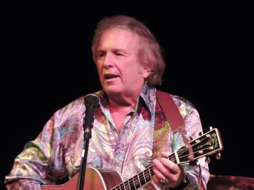 El cantante y compositor Don McLena, autor del clásico 'American pie' ha sido detenido por violencia doméstica en su case de Camden (Maine).