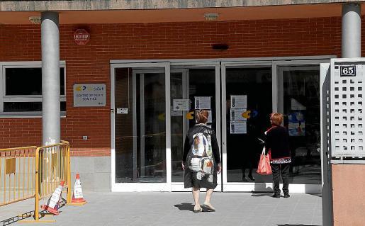 Las Urgencias de Son Pisà atendieron este fin de semana 558 consultas.
