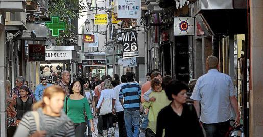 Balears es una de las pocas comunidades donde crece la población.
