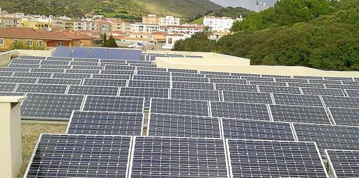 Las energías renovables solo suponen el 3 % del consumo de Balears.