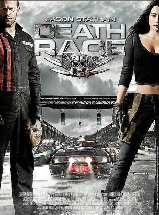 Cartel de 'Death Race: La carrera de la muerte'.