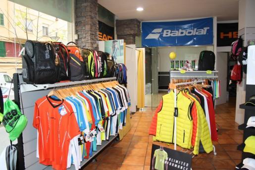 EsportRed dispone de una amplia variedad de productos textiles de primeras marcas.