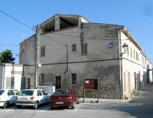 La antigua casa de las monjas no funcionará finalmente como escuela infantil.