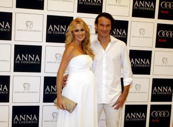 Carlos Moyà y Carolina Cerezuela