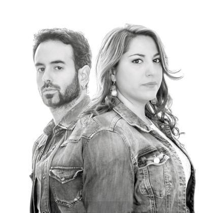 Marian Lush y Unai Iker