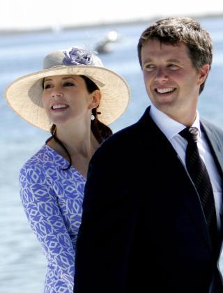 Federico y Mary de Dinamarca tendrán gemelos en enero.