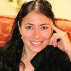 Imagen de la nueva presidenta de la asociación de periodistas Ángeles Durán.