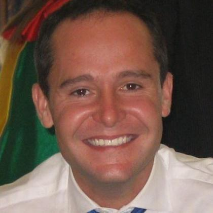 David Bernat, en una imagen del pasado.