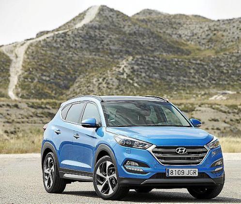 El nuevo Tucson representa un gran paso adelante para Hyundai en la categoría de pequeños SUVs.