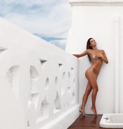 Esta es la imagen que ha publicado Malena Costa.