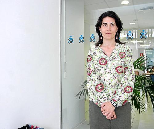 Antònia Martín fue presidenta del Col·legi d'Infermeria entre 2007 y 2011.