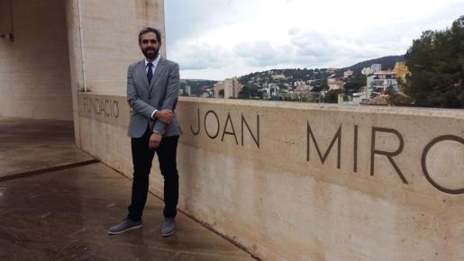 Francisco Copado es el nuevo director de la Fundació Pilar i Joan Miró.