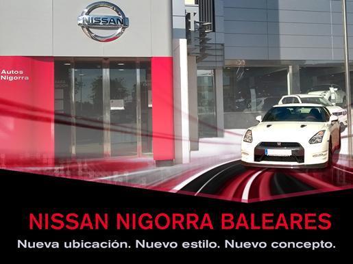 Nissan Nigorra Baleares es el concesionario Nissan oficial para la comunidad balear.