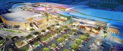 El centro ya ha comercializado el 80 % de la superficie bruta alquilable.