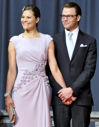 Varios ciudadanos suecos han denunciado a la princesa Victoria y su marido por corrupción.