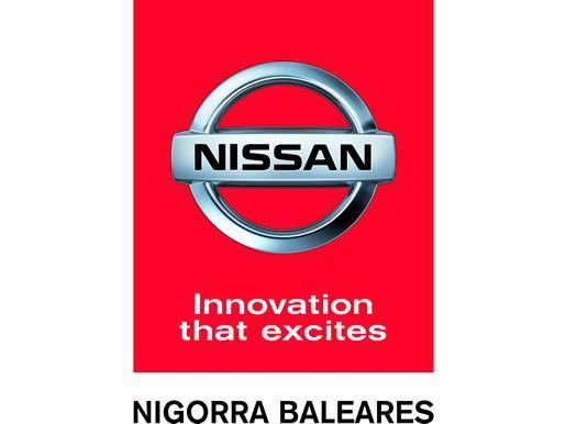 Logotipo de los concesionarios Nissan Nigorra Baleares.