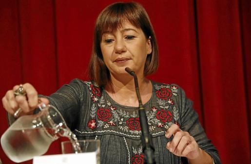 La presidenta Francina Armengol dará a conocer la apuesta del Govern en esta legislatura.