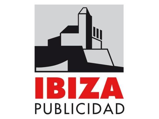 Logotipo de la agencia Ibiza Publicidad.
