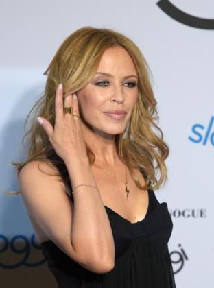 La cantante australiana Kylie Minogue posa en una imagen de archivo.