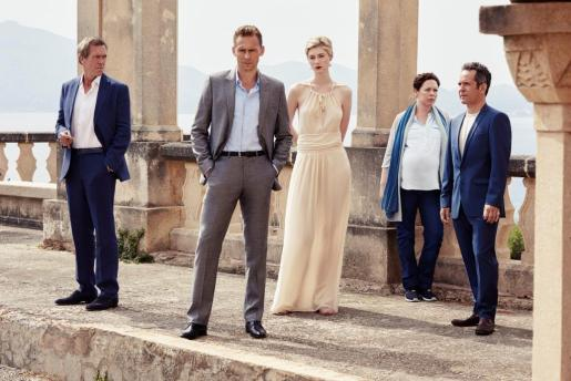 Imagen promocional de la miniserie 'El infiltrado'.