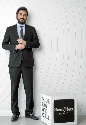 Boyero es el director general de Room Mate para EEUU y Latinoamérica.