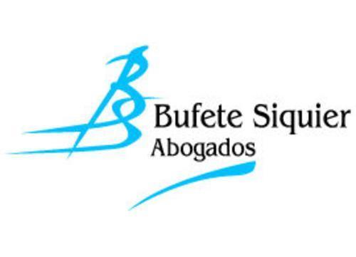 Logotipo corporativo de Bufete Siquier Abogados.