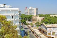 PALMA. HOTELES .- REPORTAJE SOBRE HOTELES EN EL ARENAL. MAS FOTOS EN EL DISCO DEL DIA 3-06-2003