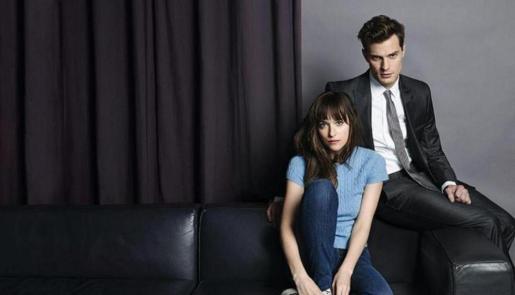 La película '50 sombras de Grey, y sus dos protagonistas, han sido seleccionados por los Razzies.