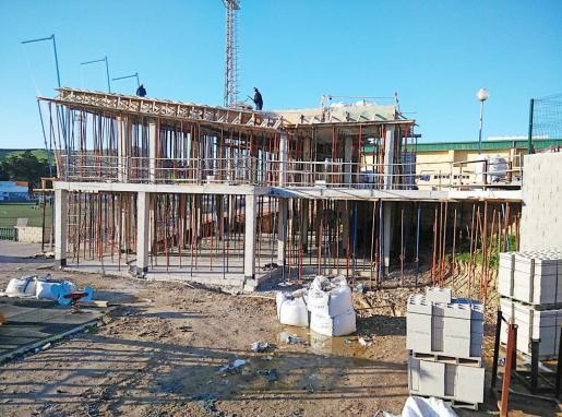 La recuperación del sector de la construcción en Menorca sigue a medio gas.