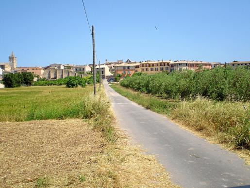 El nuevo colegio se construirá en las afueras del municipio, en el barrio de Es Cós.