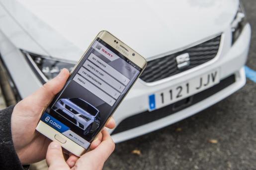 El objetivo es garantizar la conexión al volante de manera segura.