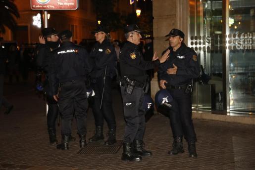 La Policía Nacional incrementará las vigilancias y las contravigilancias.
