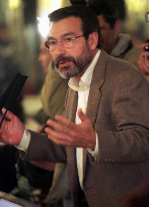 En 1994 fue nombrado por el entonces presidente del Gobierno, Felipe González, ministro del Interior, cargo del que dimitió tras la fuga del exdirector de la Guardia Civil Luis Roldán.
