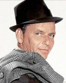 Frank Sinatra, genio y figura de la historia de la música.