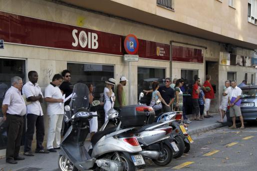 Balears es la segunda comunidad autónonoma con mayor fuga de trabajadores al extranjero en busca de un empleo