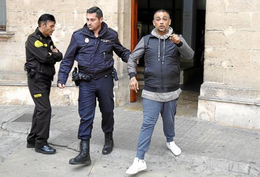 'El Ico' ha sido excarcelado en varias ocasiones para declarar ante el juez Penalva.