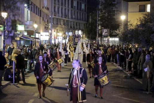 Imagen de archivo de la Processó dels Estendards.