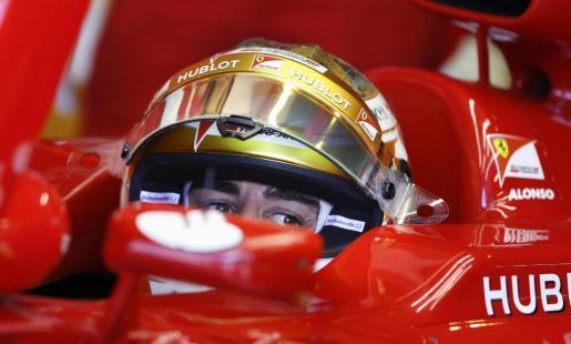 Fernando Alonso, en una imagen de archivo.