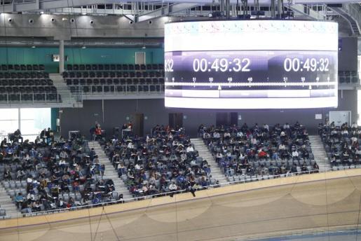 En el Palma Arena se examinaron 1.800 alumnos de ESO y Bachillerato a lo largo de la mañana de este jueves.