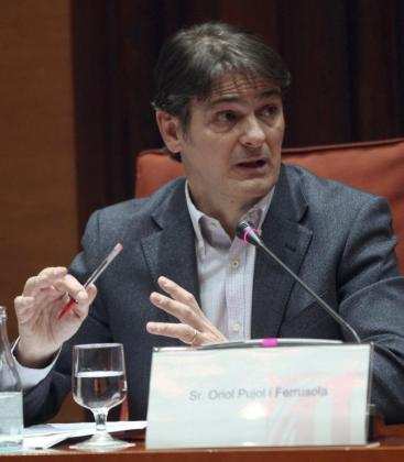 El hijo del expresidente Jordi Pujol, exdiputado y exdirigente de CDC, Oriol Pujol Ferrusola.