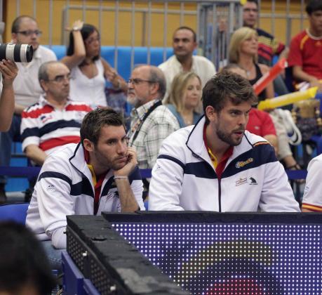 Rudy Fernández y Marc Gasol, que no pudieron jugar el último amistoso de la selección, han vuelto al trabajo al recuperarse de sus lesiones.