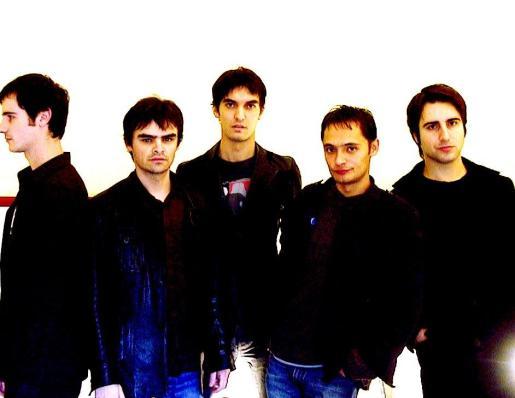 Imagen de archivo del grupo murciano Second.