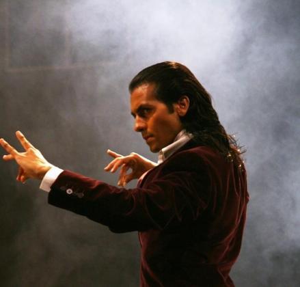 El sevillano Farruquito volverá a actuar en Palma el 9 de septiembre.