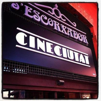 Los CineCiutat se encuentran en s'Escorxador de Palma.